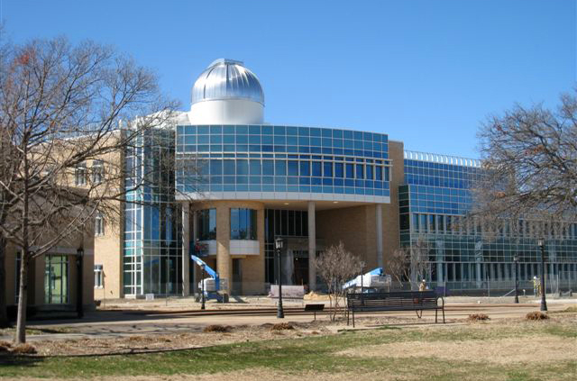 IDEA Science Center at Austin College