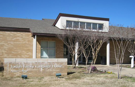 Jordan Family Language House at Austin College