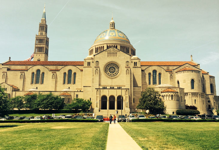 an introduction to the catholic university of america in washington Employment opportunities whether you're an academic scholar, a business professional, or a skilled laborer, the catholic university of america may have just the job.